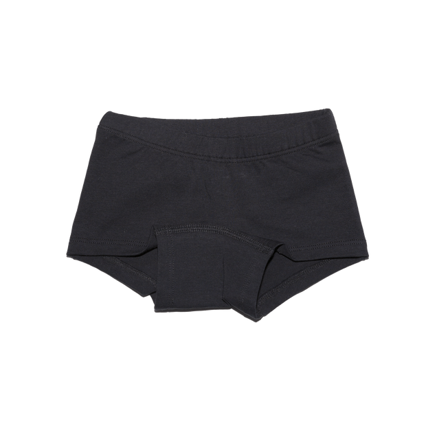 Mingo, baby Black Girl's Briefs - when we wear young