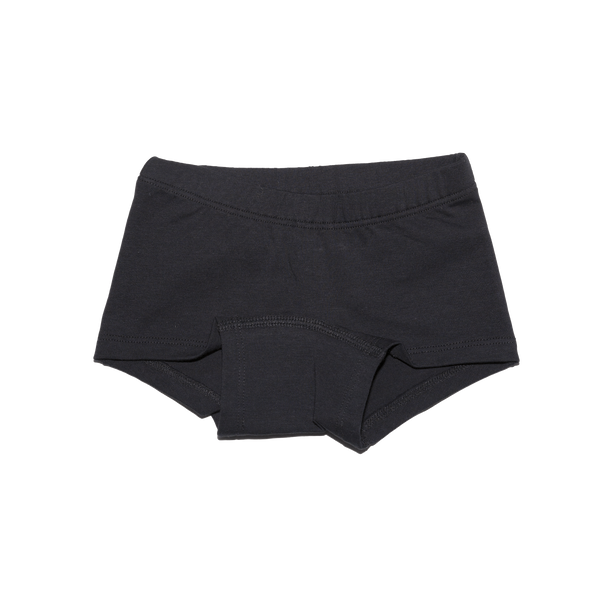 Black Girl's Briefs - Mingo -when we wear young
