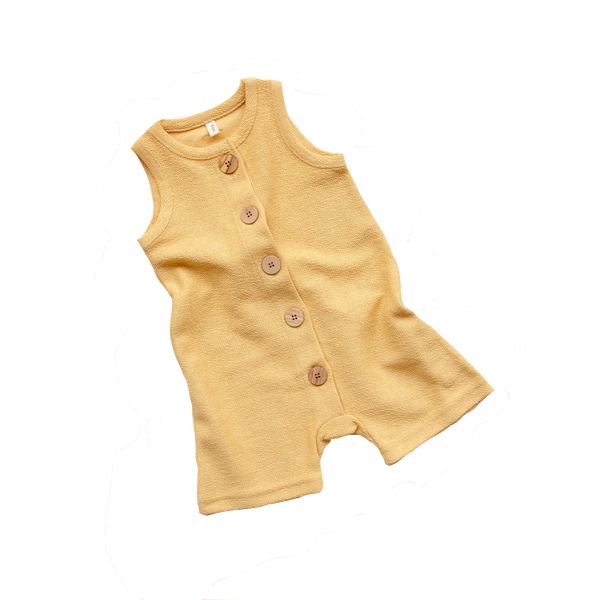 Organic Zoo, baby Sahara Romper-LAST SIZE! 6-12m - when we wear young