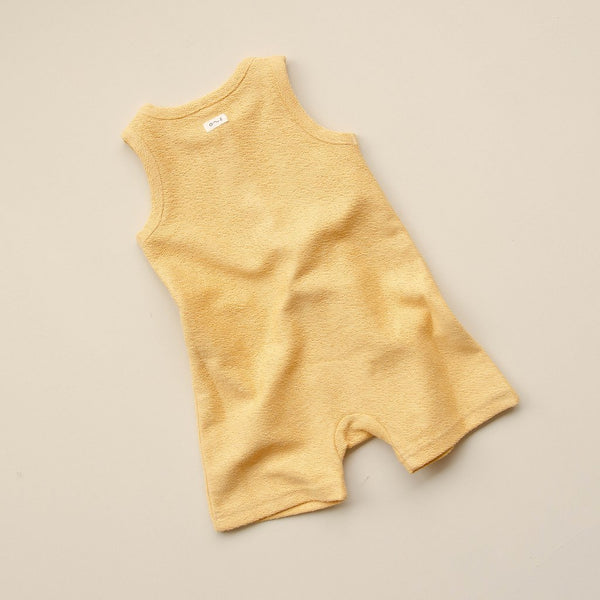 Organic Zoo, baby Sahara Romper - when we wear young