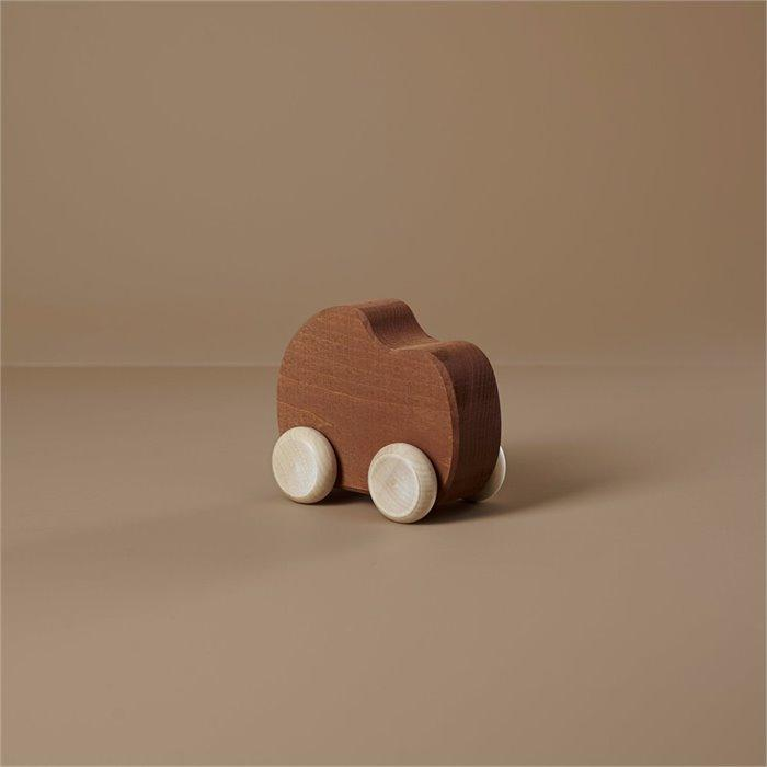 Clay Toy Car