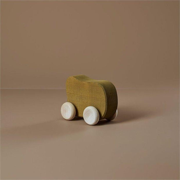 Olive Toy Car