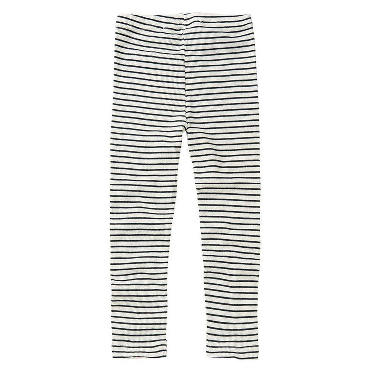 Rib Leggings Stripes