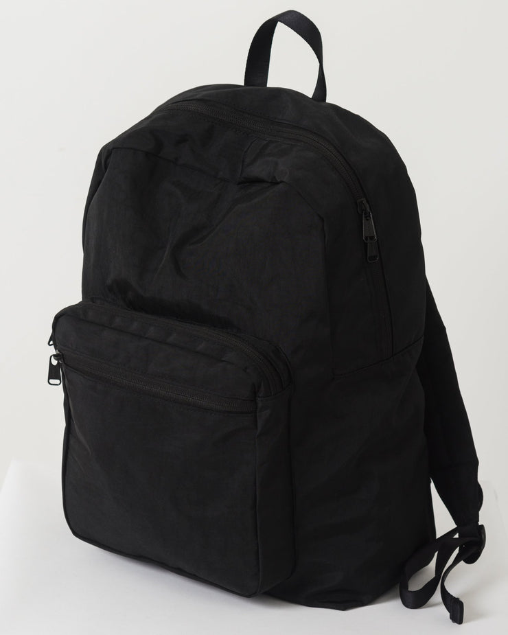baggu, baby Black Backpack - when we wear young