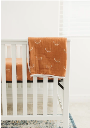 Sundown Muslin Quilt