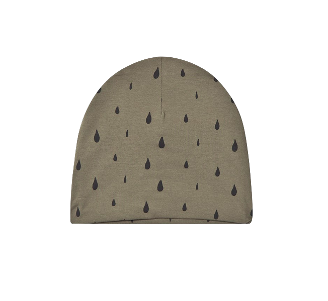 one we like, baby Olive Organic Drops Beanie - when we wear young