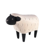 Sheep Polepole Animal - T-Lab Toys -when we wear young