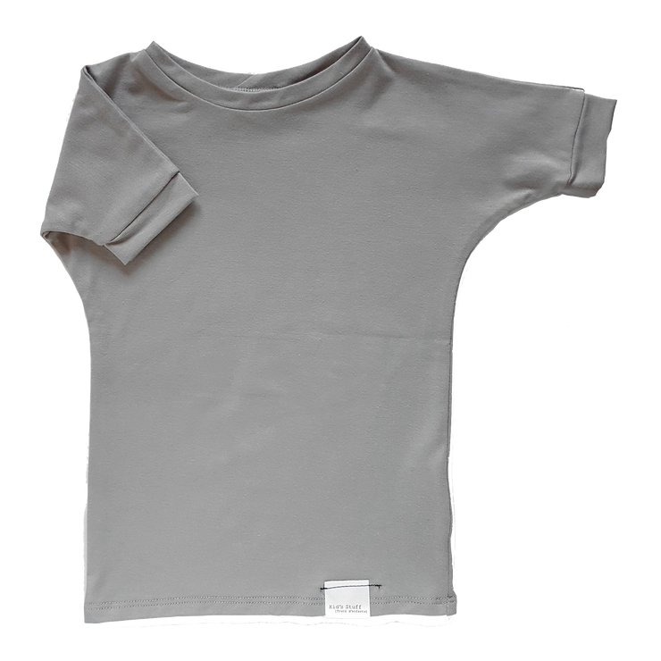 Light Grey Grow Tee-LAST SIZE! 4-6yrs