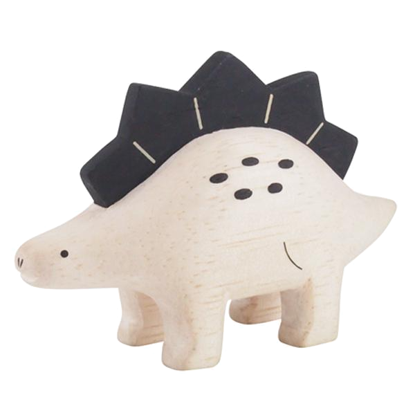 Stegosaurus Polepole Animal - T-Lab Toys -when we wear young