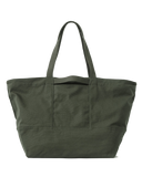 Dark Olive Weekend Bag - baggu -when we wear young