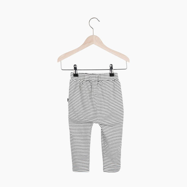 Stripes Crossover Pants - House of Jamie -when we wear young
