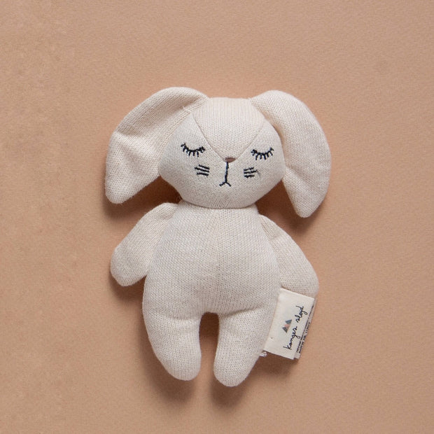 Mini Bunny Soft Toy Rattle