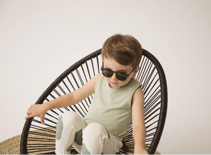 babiators, baby Black Keyhole Sunglasses-LAST SIZE! 3-5 years - when we wear young