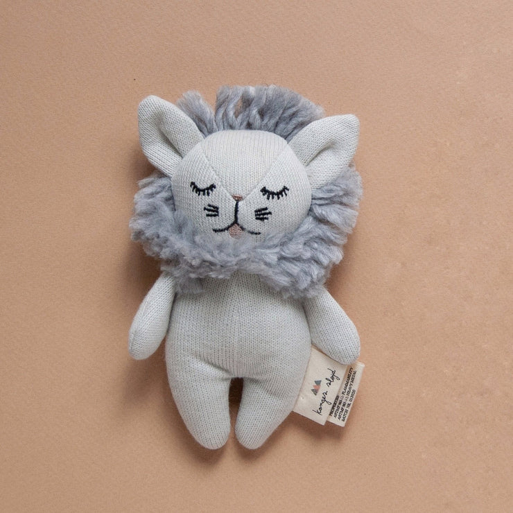 Lion Soft Toy Rattle