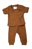mebie baby, baby Honey Two-Piece Pajama - when we wear young