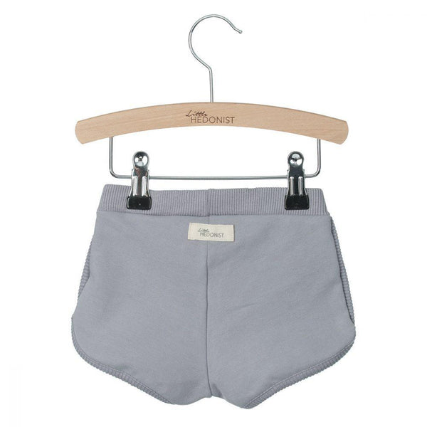 Little Hedonist, baby Lilac Shorts - when we wear young