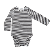 Mingo, baby Stripe Bodysuit-LAST SIZE! 6-12m - when we wear young