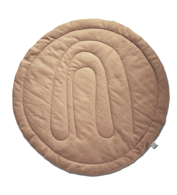 Dusty Nude Play Mat