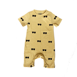 one we like, baby Organic Cornsilk Sunglasses Romper-LAST SIZE! 3-6m - when we wear young