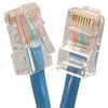 10Ft Cat5E UTP Ethernet Network Non Booted Cable Blue