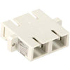 SC-SC Multimode Duplex Optic Adapter Plastic