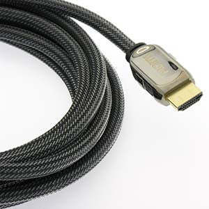 10Ft High Speed HDMI Net Jacket Cable
