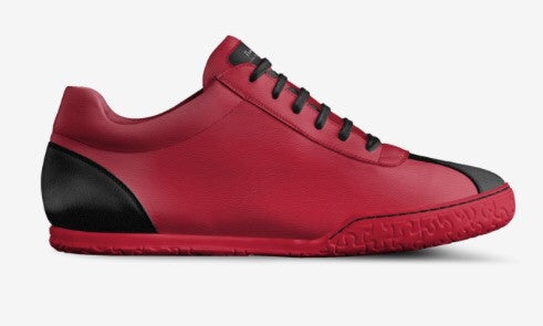 17f5df12dee Red bottom low tops – Tredale