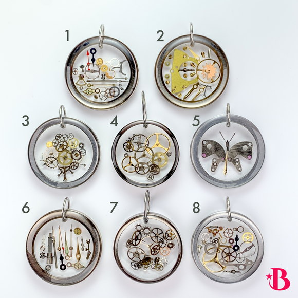 watch part pendant collection