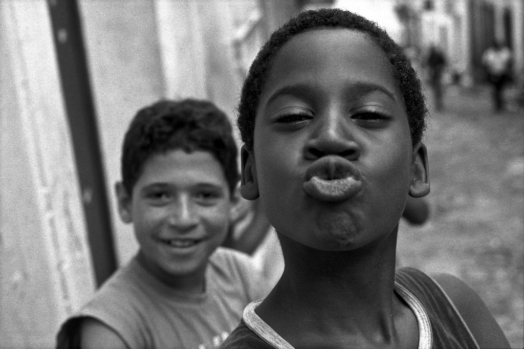 Kids of Salvador, Brazil - Travel wall art prints by Edwin Datoc Gallery