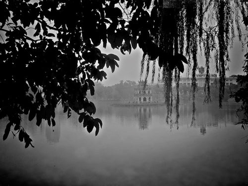 Hoan Kiem Lake 2016, Hanoi Vietnam - Travel wall art prints by Edwin Datoc Gallery
