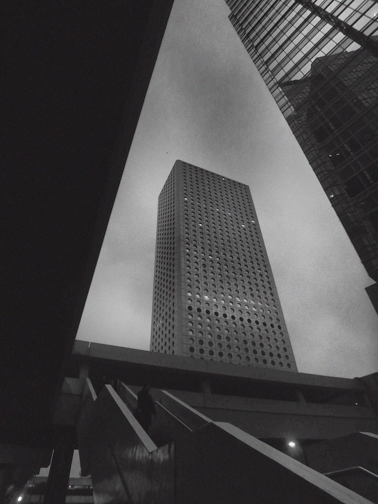 Jardine House, Central Hong Kong - Travel wall art prints by Edwin Datoc Gallery