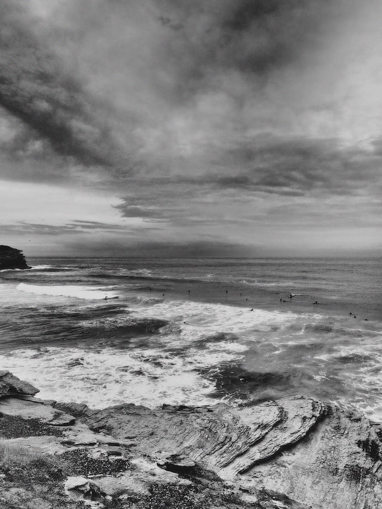 Surf Stall, Bronte Beach, Sydney Australia - Travel wall art prints by Edwin Datoc Gallery
