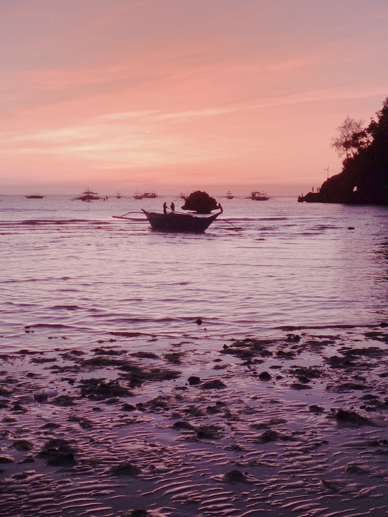 Eventide Shore, Boracay Island Philippines - Travel wall art prints by Edwin Datoc Gallery