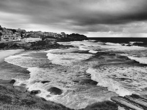 Shades of Grey, Tamarama Beach, Sydney Australia - Travel wall art prints by Edwin Datoc Gallery