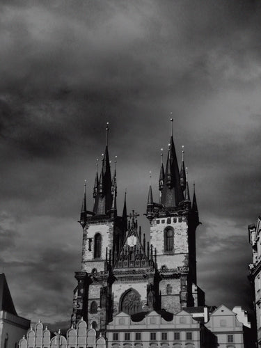Old Town Square, Prague, Czech Republic - Travel wall art prints by Edwin Datoc Gallery
