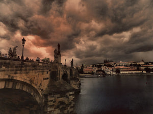 Autumn Shades, Prague Czech Republic - Travel wall art prints by Edwin Datoc Gallery
