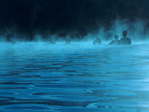 Blue Lagoon, Iceland - Travel wall art prints by Edwin Datoc Gallery