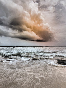 Monsoon Shades, Mirissa Beach, Sri Lanka - Travel wall art prints by Edwin Datoc Gallery