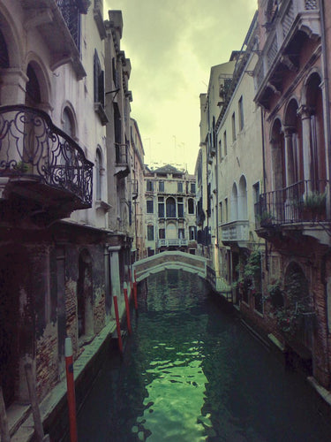 Ponte dei Bareteri, Venice Italy - Travel wall art prints by Edwin Datoc Gallery