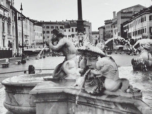 Piazza Navona 5/10, Rome Italy - Travel wall art prints by Edwin Datoc Gallery