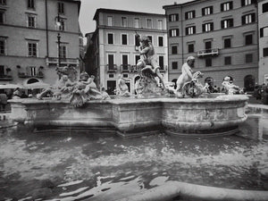 Piazza Navona 8/10, Rome Italy - Travel wall art prints by Edwin Datoc Gallery