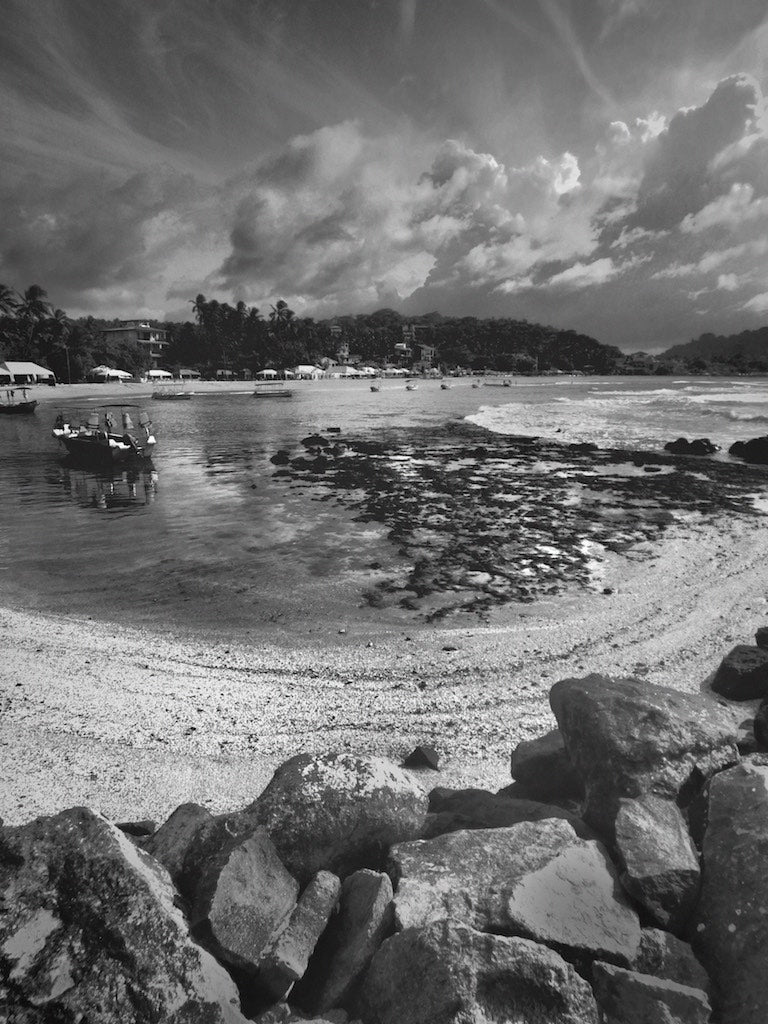 Unawatuna Beach, Southern Province, Sri Lanka - Travel wall art prints by Edwin Datoc Gallery