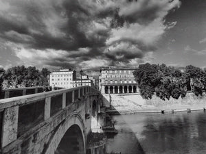 Ponte Milvio, Rome Italy - Travel wall art prints by Edwin Datoc Gallery