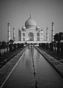 Taj Mahal, Agra India - Travel wall art prints by Edwin Datoc Gallery