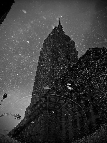The Empire State Building, New York City USA - Travel wall art prints by Edwin Datoc Gallery