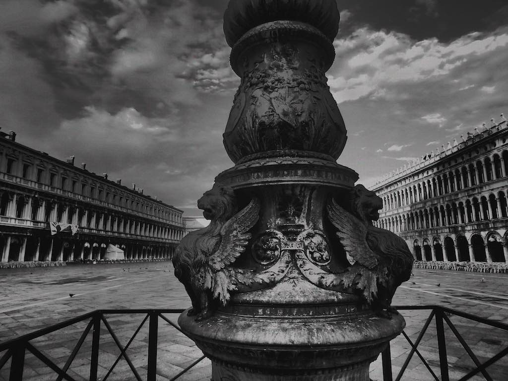 St Mark's Square 1/2, Venice, Italy - Travel wall art prints by Edwin Datoc Gallery