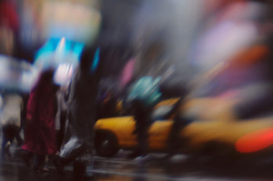 Vivid Dream 1/4, Times Square, New York City, USA - Travel wall art prints by Edwin Datoc Gallery