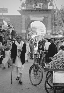Fatehpur Sikri Market, India - Travel wall art prints by Edwin Datoc Gallery