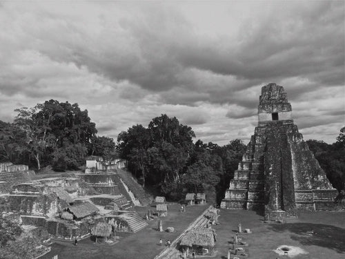 Mayan Pyramids, Tikal, Guatemala - Travel wall art prints by Edwin Datoc Gallery