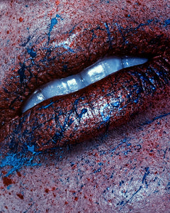 Tainted Lips 2/2 (Unpublished) Limited Edition - Travel wall art prints by Edwin Datoc Gallery